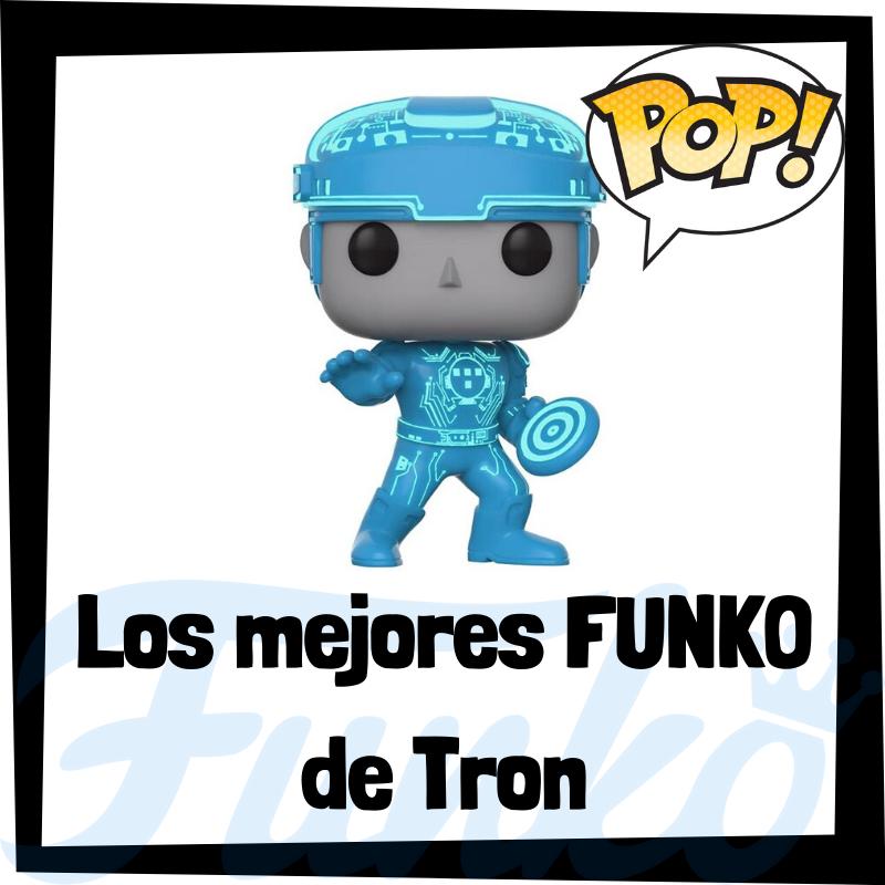 Los mejores FUNKO POP de Tron