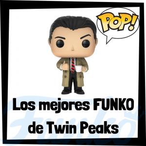 Los mejores FUNKO POP de Twin Peaks - Los mejores FUNKO POP de personajes de Twin Peaks - Funko POP de series de televisión