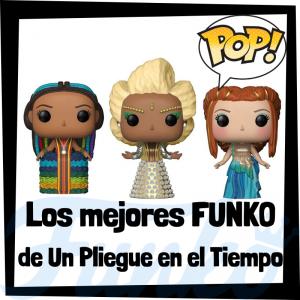 Los mejores FUNKO POP de Un Pliegue en el Tiempo - A Wrinkle in Time - FUNKO POP de películas