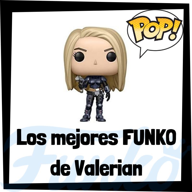 Los mejores FUNKO POP de Valerian y la ciudad de los mil planetas