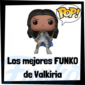 Los mejores FUNKO POP de Valkiria - Funko POP de los Vengadores - Funko POP de personajes de Marvel