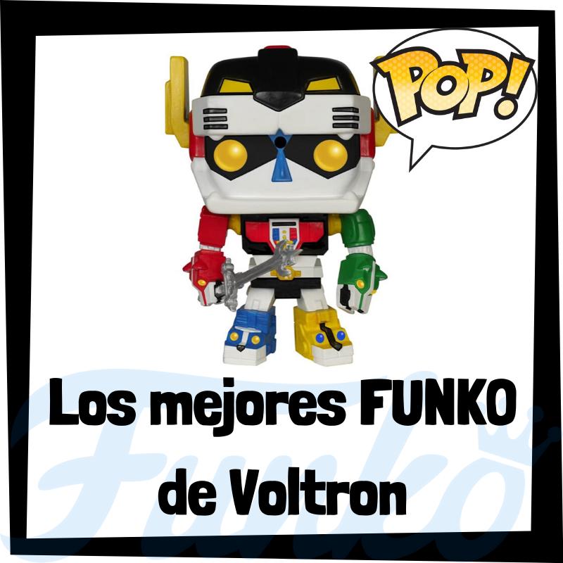 Los mejores FUNKO POP de Voltron