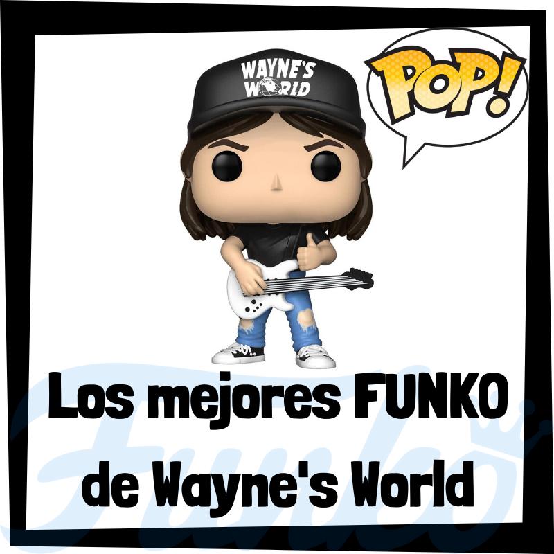 Los mejores FUNKO POP de Wayne's World
