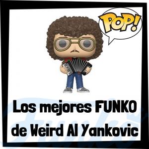 Los mejores FUNKO POP de Weird Al Yankovic- Los mejores FUNKO POP de Weird Al Yankovic - Los mejores FUNKO POP de grupos de música de Rock and Roll