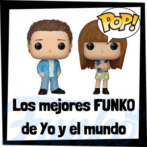 Los mejores FUNKO POP de Yo y el mundo - Los mejores FUNKO POP de personajes de Boy meets world - Funko POP de series de televisión