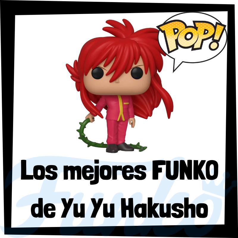 Los mejores FUNKO POP de Yu Yu Hakusho