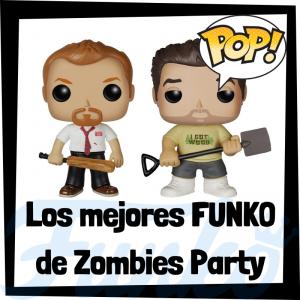 Los mejores FUNKO POP de Zombies Party (una noche... de muerte) - Shaun of the Dead - FUNKO POP de películas