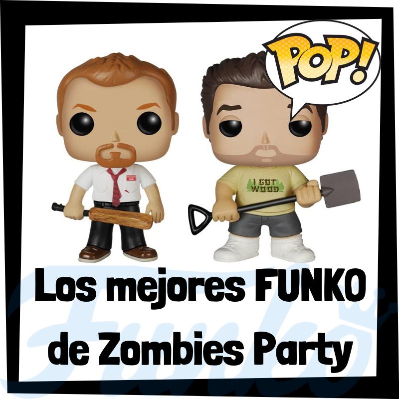 Los mejores FUNKO POP de Zombies Party, una noche de muerte