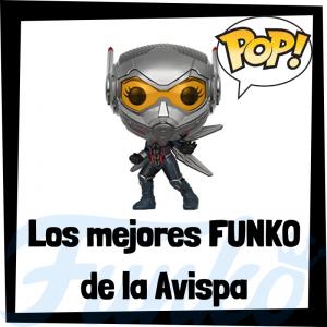 Los mejores FUNKO POP de la Avispa - The Wasp - Funko POP de los Vengadores - Funko POP de personajes de Marvel