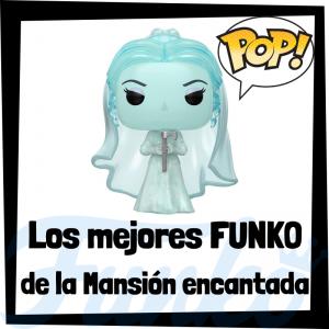 Los mejores FUNKO POP de la Mansión Encantanda - FUNKO POP de películas