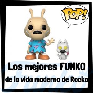 Los mejores FUNKO POP de la Vida Moderna de Rocko - Rocko's Modern Life - Funko POP de series de televisión de dibujos animados