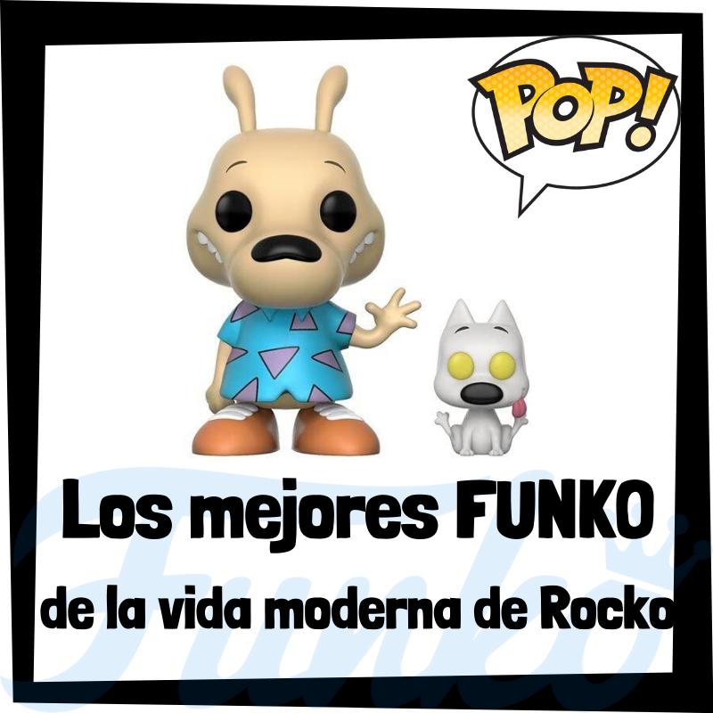 Los mejores FUNKO POP de la Vida Moderna de Rocko