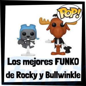 Los mejores FUNKO POP de las aventuras de Rocky y Bullwinkle - Funko POP de series de televisión de dibujos animados