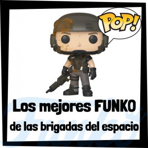 Los mejores FUNKO POP de las brigadas del espacio - FUNKO POP de películas