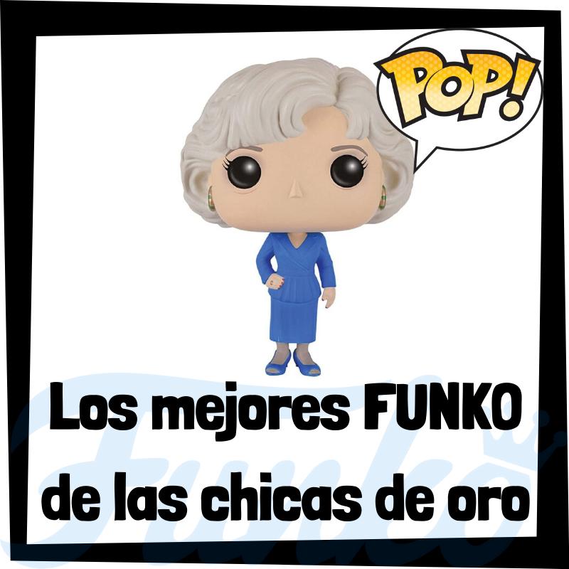 Los mejores FUNKO POP de las chicas de Oro