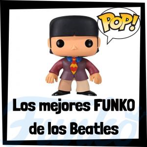 Los mejores FUNKO POP de los Beatles