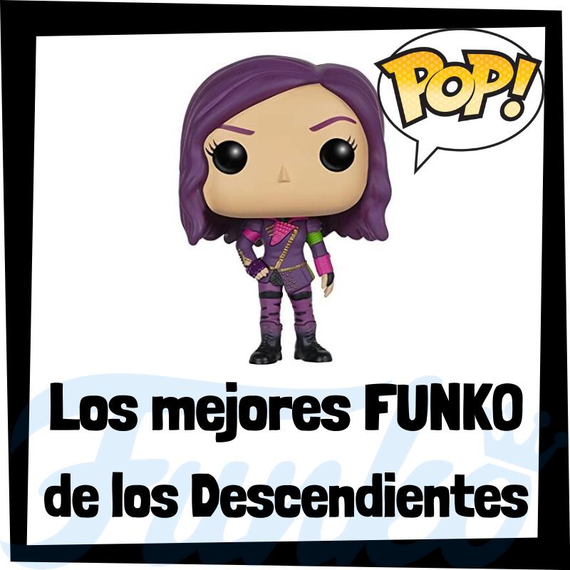 Los mejores FUNKO POP de los Descendientes