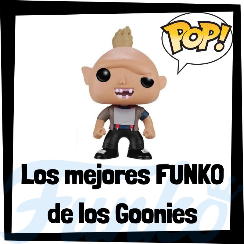 Los mejores FUNKO POP de los Goonies