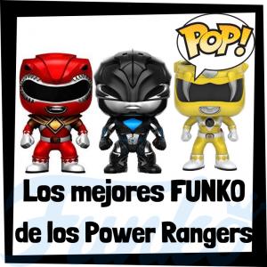 Los mejores FUNKO POP de los Power Rangers