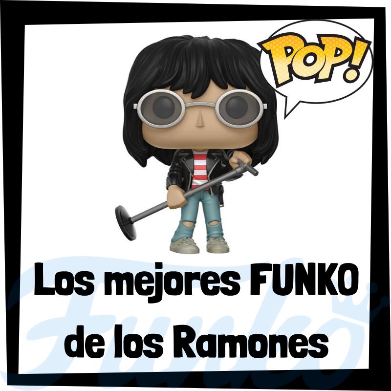 Los mejores FUNKO POP de los Ramones