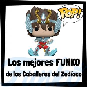 Los mejores FUNKO POP de los caballeros del Zodíaco
