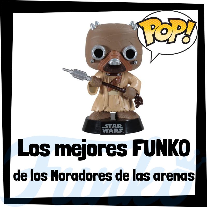 Los mejores FUNKO POP de los moradores de las arenas