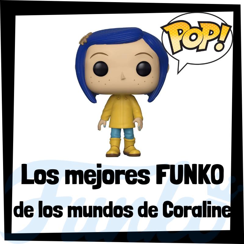 Los mejores FUNKO POP de los mundos de Coraline