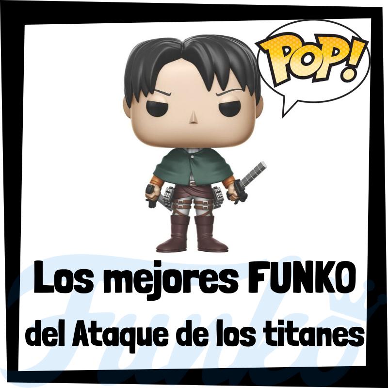 Los mejores FUNKO POP del Ataque de los Titanes