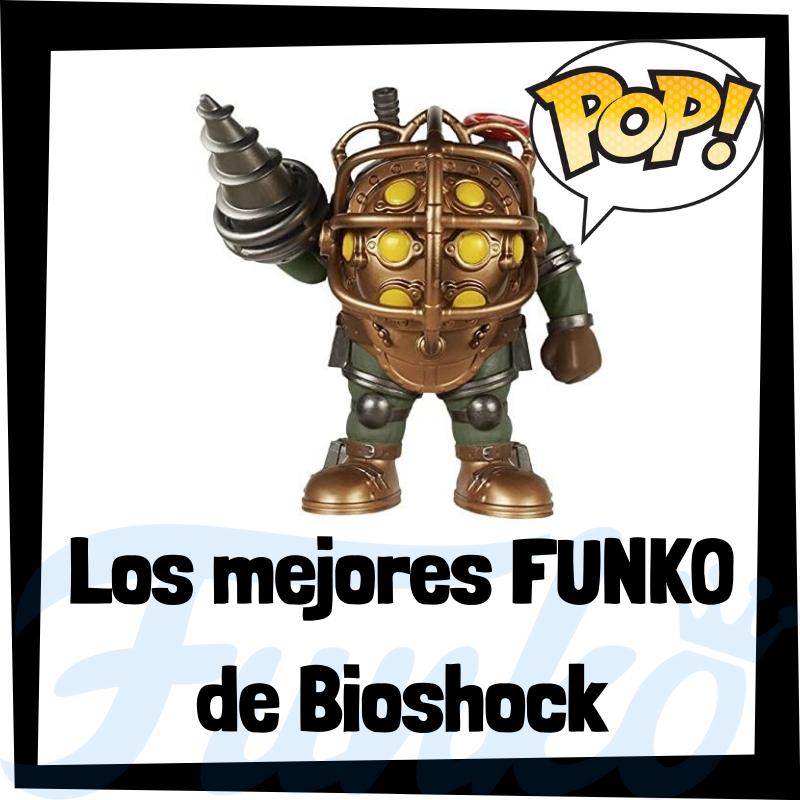 Los mejores FUNKO POP del Bioshock