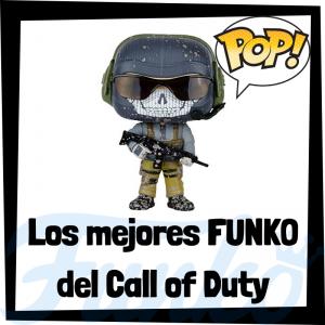Los mejores FUNKO POP del Call of Duty - Funko POP de videojuegos