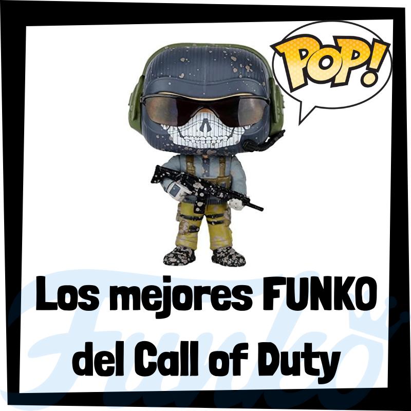 Los mejores FUNKO POP del Call of Duty
