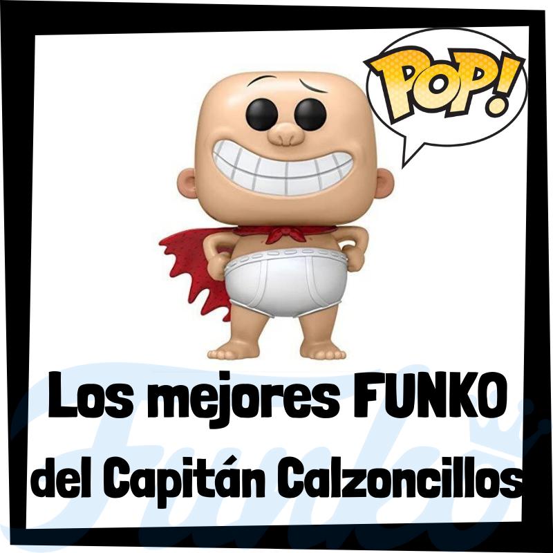 Los mejores FUNKO POP del Capitán Calzoncillos