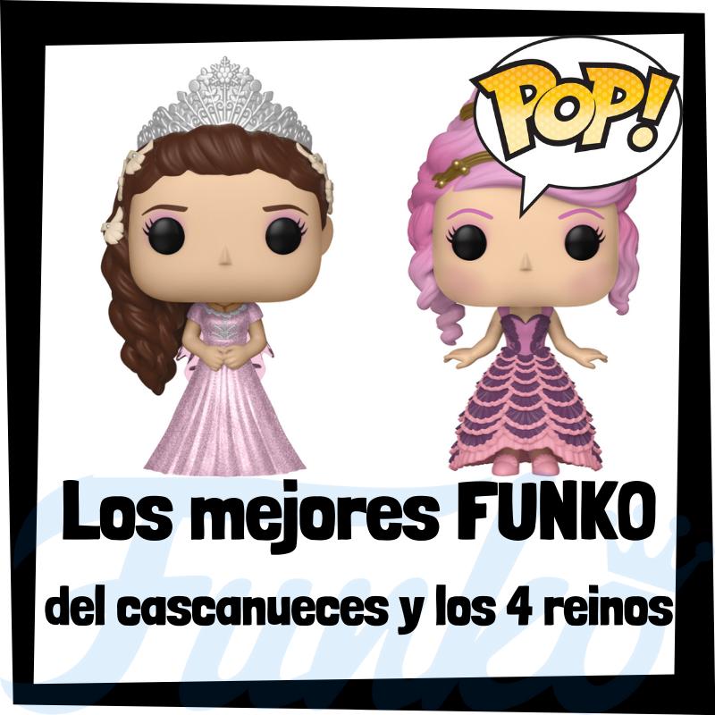 Los mejores FUNKO POP del cascanueces y los cuatro reinos