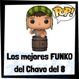 Los mejores FUNKO POP del Chavo del 8