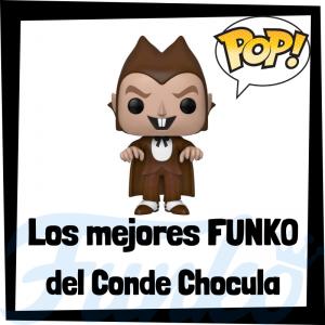 Los mejores FUNKO POP del Conde Chocula