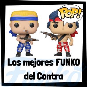 Los mejores FUNKO POP del Contra - Funko POP de videojuegos
