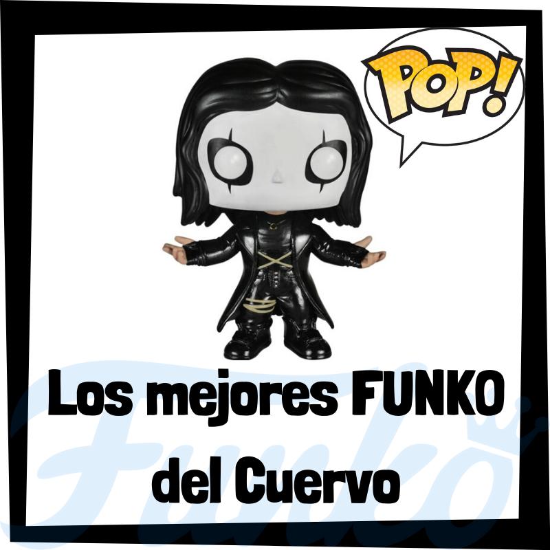 Los mejores FUNKO POP del Cuervo