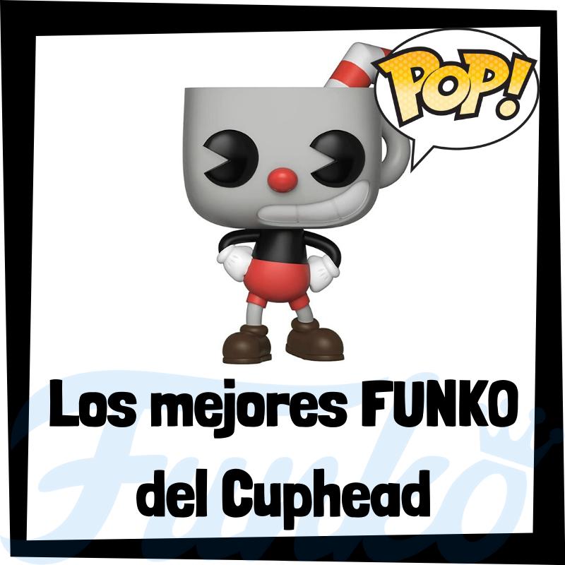 Los mejores FUNKO POP del Cuphead