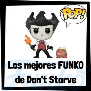 Los mejores FUNKO POP del Don't Starve