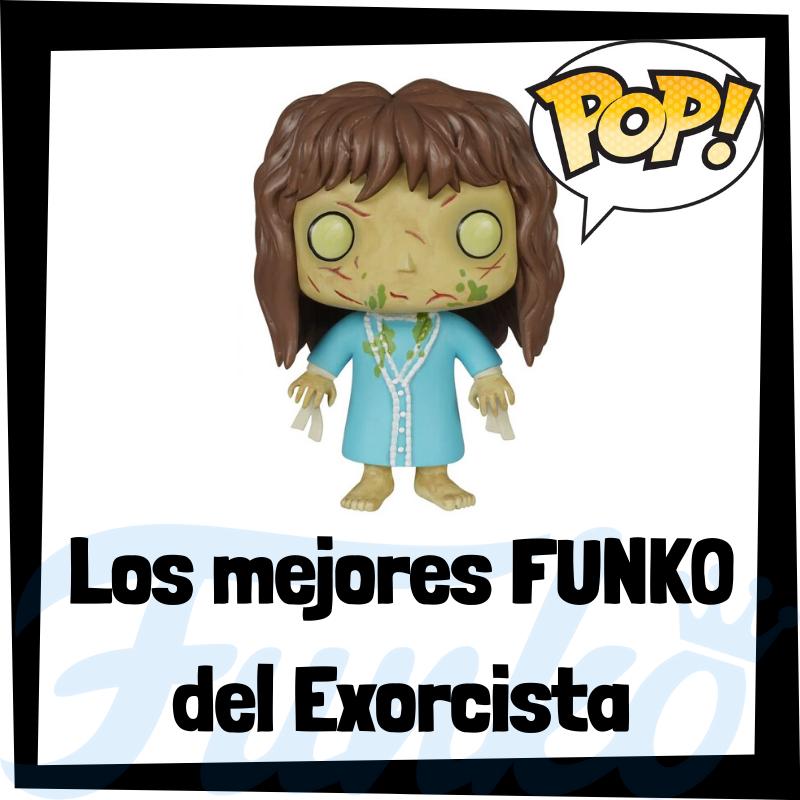 Los mejores FUNKO POP del Exorcista