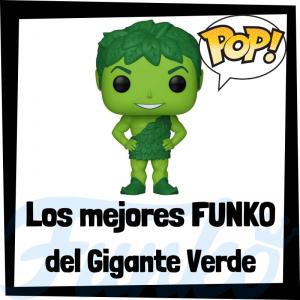 Los mejores FUNKO POP del Gigante Verde