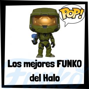 Los mejores FUNKO POP del Halo - Funko POP de videojuegos