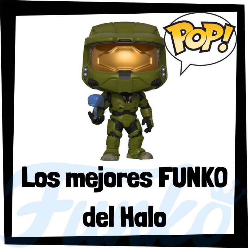 Los mejores FUNKO POP del Halo