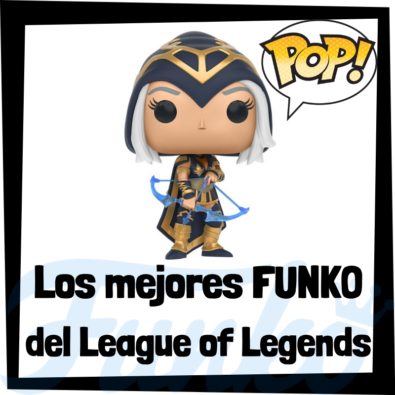 Los mejores FUNKO POP del League of Legends