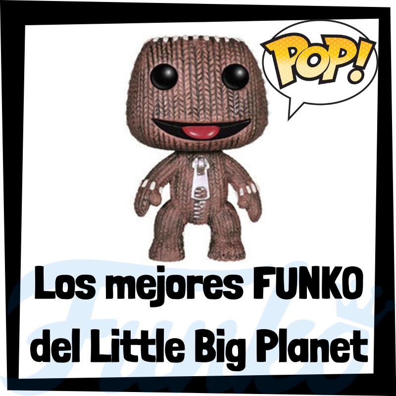 Los mejores FUNKO POP del Little Big Planet