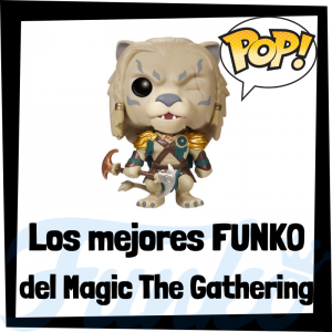 Los mejores FUNKO POP del Magic The Gathering