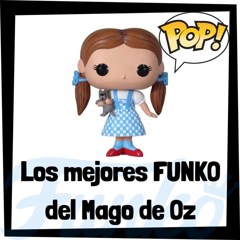 Los mejores FUNKO POP del mago de Oz