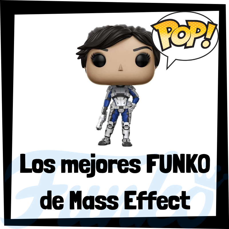 Los mejores FUNKO POP del Mass Effect