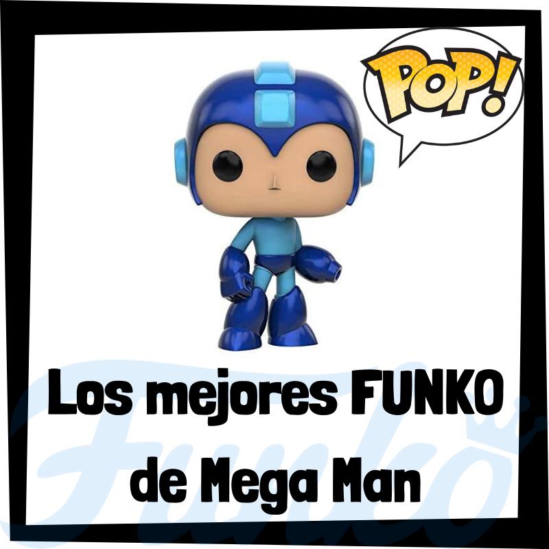 Los mejores FUNKO POP del Mega man