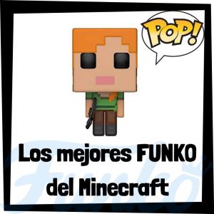 Los mejores FUNKO POP del Minecraft - Funko POP de videojuegos